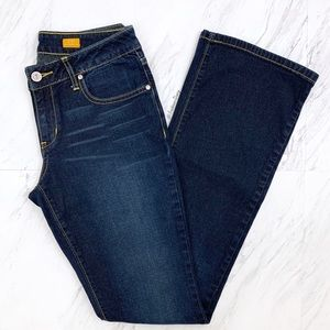 Anthropologie- Pilcro Low Rise Bootcut Jeans SZ 27